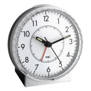 Analogue Alarm Clock | Sweep Movement
