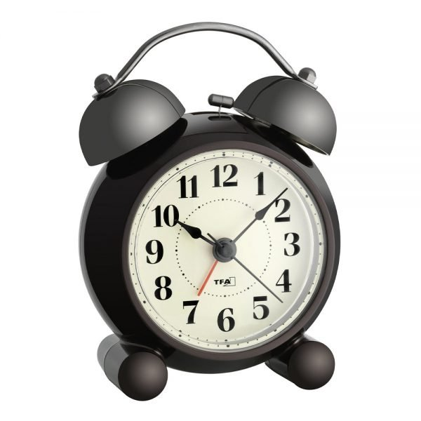 Analogue Bell Alarm Clock