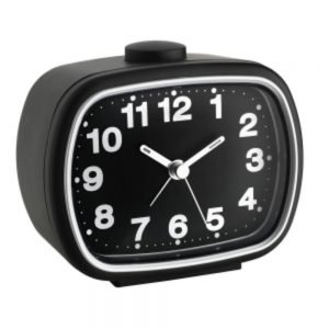 Retro Design Alarm Clock