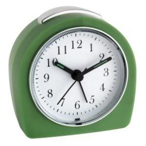 Green Retro Look Alarm Clock