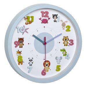 Little Animals | Children's Wall Clock