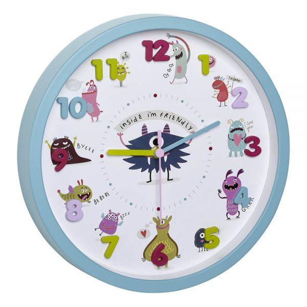 Little Monsters | Children's Wall Clock