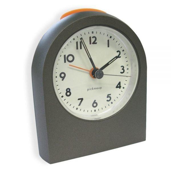 Pick Me Up Alarm Clock | Graphite