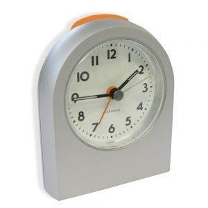 Pick Me Up Alarm Clock   Silver