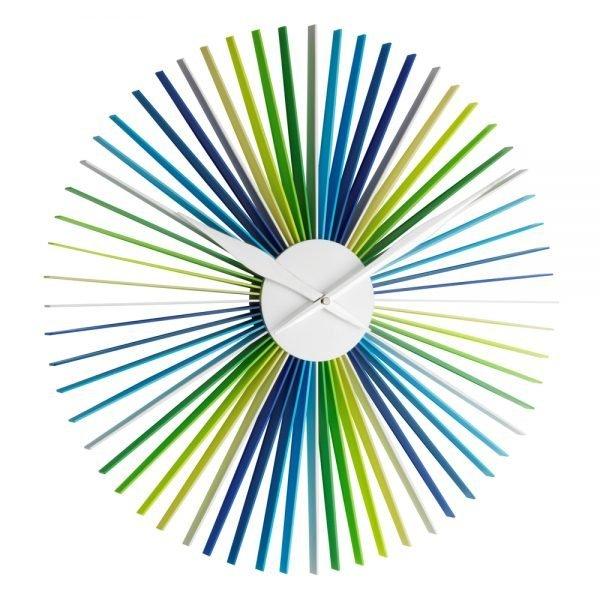 Daisy Designer Wall Clock | Multicolour