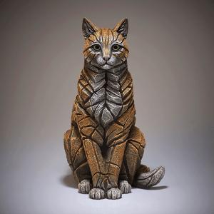 Ginger Cat Sculpture | Edge Sculptures