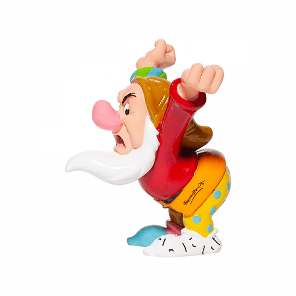Disney Grumpy Dwarf Mini Figurine
