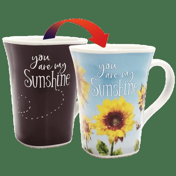 Sunshine - Colour Changing Story Mugs - Set of 2