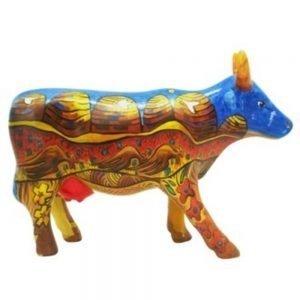 Our Great Kimberley   Margaret River, WA - Cow Parade Medium Sculpture (Ceramic)