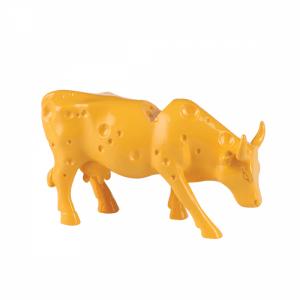 Paris Cow - Cow Parade Medium Sculpture (Ceramic)
