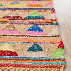 Atrium Bunting Multicolour Rug