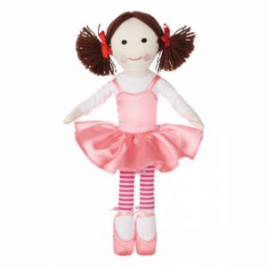 Jemima Ballerina Plush   Play School