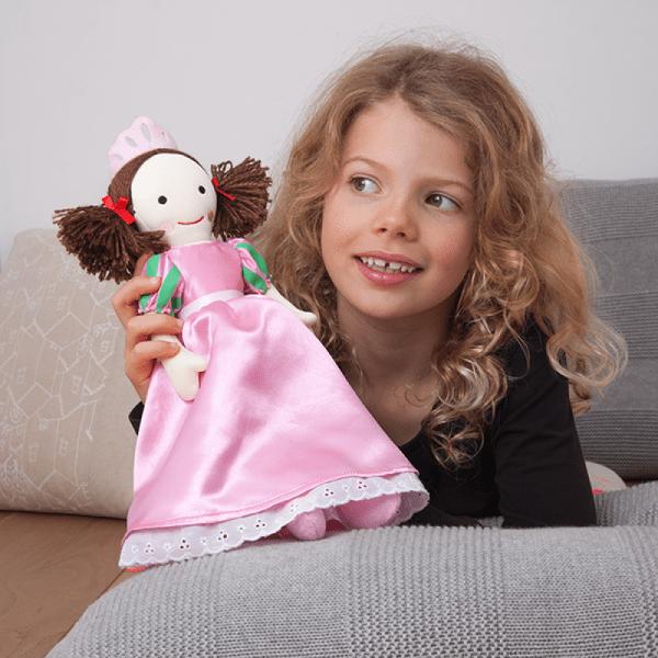 Jemima Princess Plush   Play School
