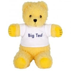 Big Ted Beanie   Play School
