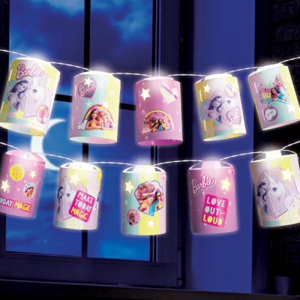 Barbie Fairy Lanterns | DIY Kit