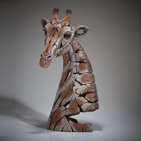 Edge Bust Giraffe | Edge Sculptures