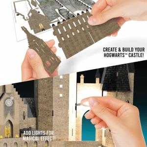 Harry Potter Light-Up Hogwarts Castle DIY Kit