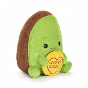 Alan the Avocado Soft Toy   Swizzels Love Hearts