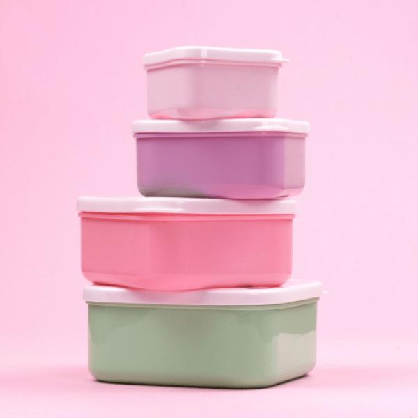 Pusheen Snack Box - Set Of 4   Pusheen The Cat