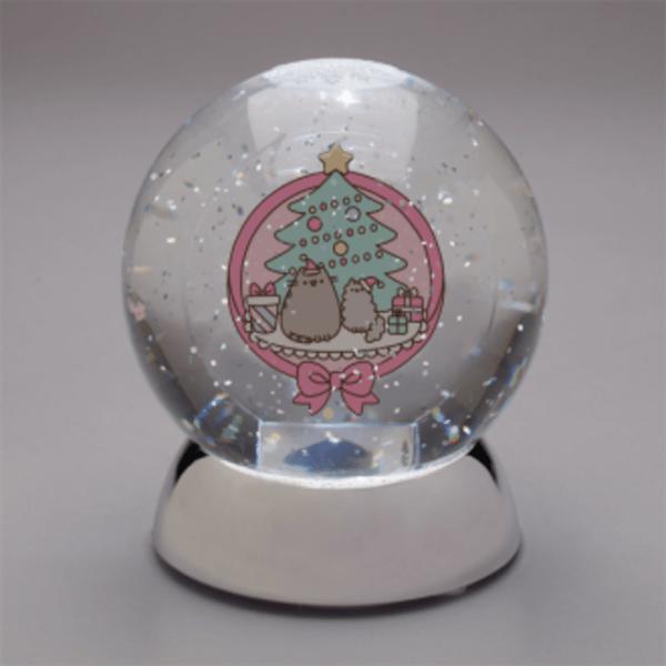 Pusheen Waterdazzler Globe | Pusheen The Cat