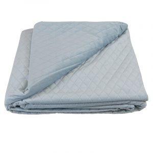 Bolero Coverlet Baby Blue Comforter