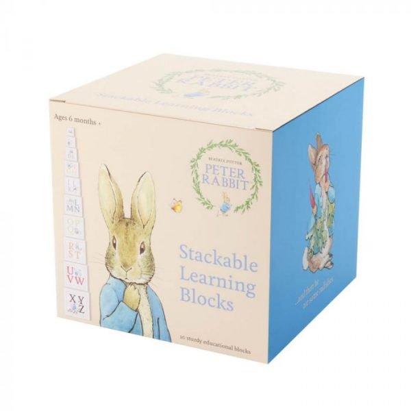 Peter Rabbit Building Blocks | Beatrix Potter