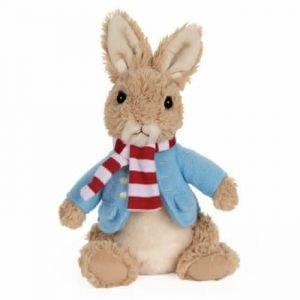 Peter Rabbit Holiday Plush Soft Toy