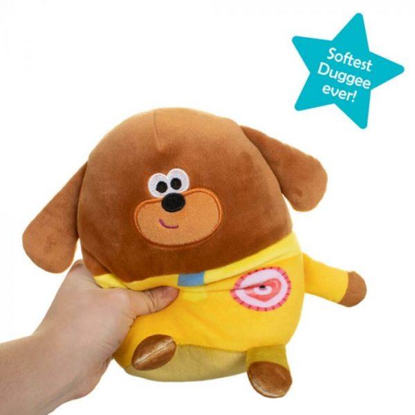 Hey Duggee Hug Squashy Soft Toy