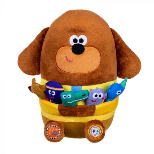 Hey Duggee with Music & Storytime Squirrels