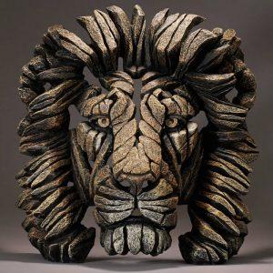 Edge Bust Lion | Edge Sculptures