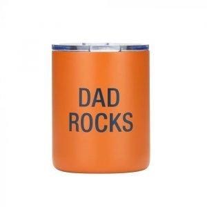 Dad Rocks Thermal Lowball Tumbler